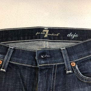7 for all Mankind - dojo Boot cut jeans